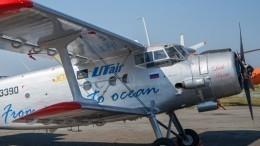 Самолет Utair совершил экстренную посадку возле деревни под Тобольском