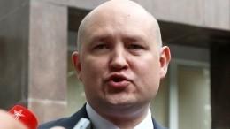 Врио губернатора Севастополя отправил вотставку правительство
