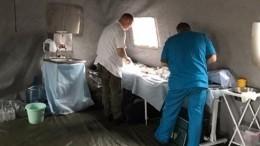 Число госпитализированных после наводнения вИркутской области увеличилось до647 человек