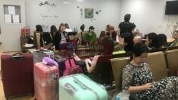 Россияне застряли ваэропорту Сеула из-за проблем смиграционной службой— видео