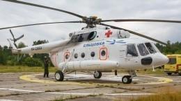 НаКамчатке десять человек пострадали при жесткой посадке вертолета Ми-8