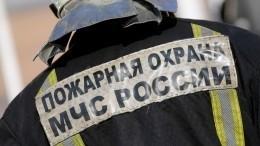 Двое пострадавших при пожаре под Саратовом военных скончались