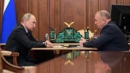 Путин обсудил сглавой ТПП определение «семейного бизнеса»