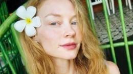 «Ивас-таки раздели!»: Ходченкову «заклевали» зафото без бюстгальтера