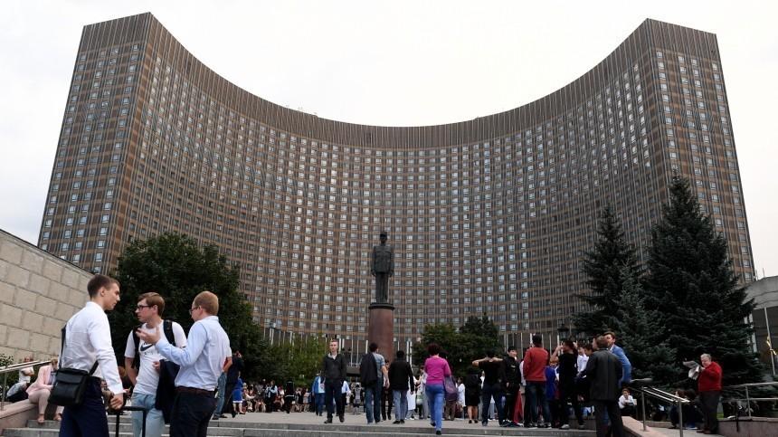 Пять иностранных туристов заявили оботравлении вгостинице «Космос»