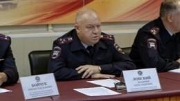 Глава ГИБДД поНовгородской области попался наасфальтовой крошке