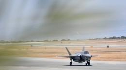 Трамп отказался поставлять Турции истребители F-35 из-за сделки поС-400