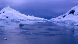 Маршрут Беллинсгаузена иЛазарева повторят вчесть 200-летия открытия Антарктиды
