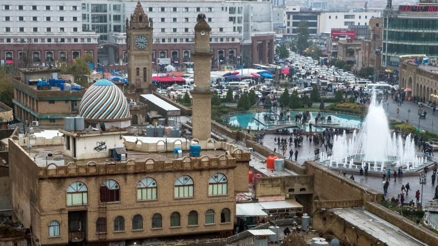 Турецкие дипломаты убиты виракском Эрбиле