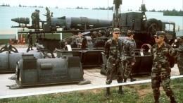 России известны места размещения ядерных бомб США