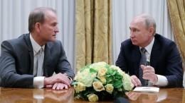 Путин назвал главное условие завершения конфликта вДонбассе