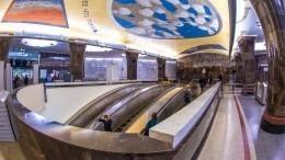 Станцию «Маяковская» вМоскве закрыли вчас пик ради съемок клипа