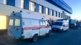 После задымления всамолете в«Шереметьево» госпитализирован один человек
