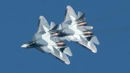 Видео: ВИндии назвали условия закупки уРоссии истребителей Су-57