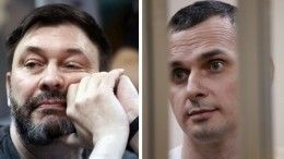 Владимир Зеленский заявил оготовности Украины обменять Вышинского наСенцова