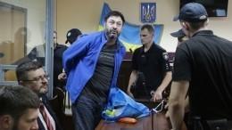 Киевский суд продлил арест Вышинского надва месяца