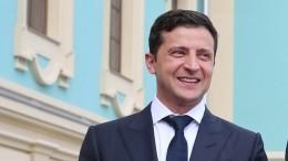 «Шаолінь»: Зеленский отпихнул главу Минобороны Украины— видео