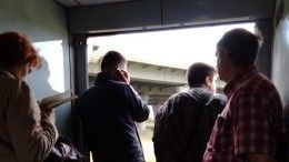 Пассажиры вставших вПетербурге электричек рассказали, что случилось— видео