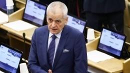 «Мерзавцы!»— Онищенко пообещал засудить авторов идеи несчитать пиво алкоголем