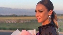 Бузова внедоумении отподарка бишкекских зрителей— видео
