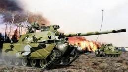 Появились первые изображения секретного американского танка будущего