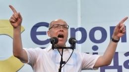 Спикер Верховной рады Парубий пришел навыборы без паспорта