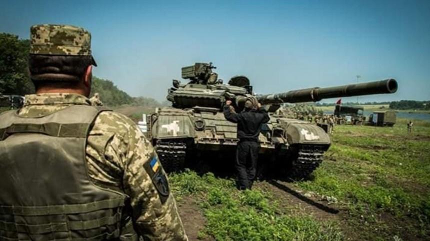 ВСУ сорвали перемирие, обстреляв село наюге ДНР