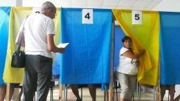«Слуга народа» лидирует: ЦИК Украины обработал более 20% протоколов навыборах вРаду