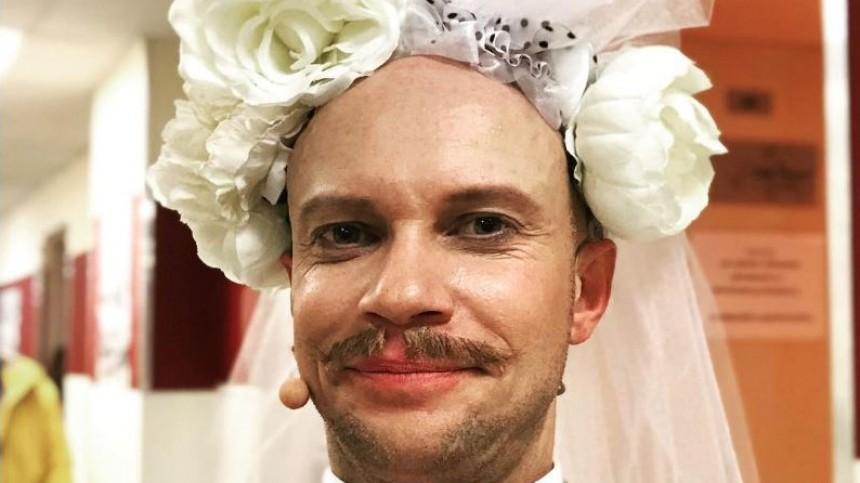 «Безумно счастливы»: Дмитрий Хрусталев тайно женился