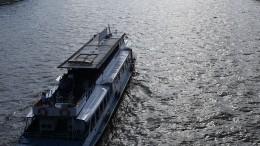Видео: жителей Казани перепугал дымящийся теплоход
