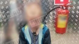 Эксклюзивные фото спасения мальчика, которого отец держал нацепи