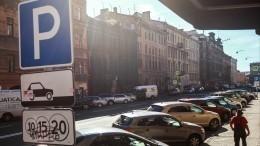 Росстандарт предложил уменьшить размеры парковочных мест