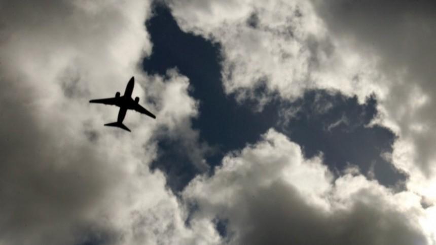 Вылетевший изОсло вМоскву самолет подал сигнал бедствия