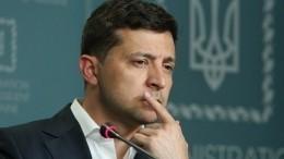 «Слуга народа» по-русски заявил оневозможности амнистии для ополченцев Донбасса
