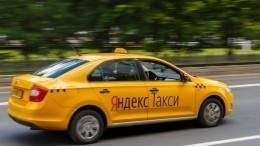 Как зарулем такси, устроившего смертельное ДТП, оказался водитель без прав