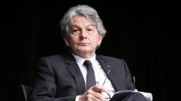 Грабители избили изаперли втуалете экс-министра Франции