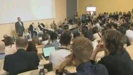 ВПетербурге стартовала II Международная экономическая олимпиада