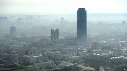 «Сайлент Хилл» по-русски: едкий дым окутал полстраны отСибири доУрала