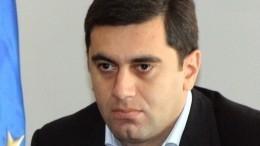 Видео: Экс-министр обороны Грузии Окруашвили задержан вТбилиси
