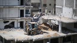 Палестина приостанавливает действие всех подписанных соглашений сИзраилем