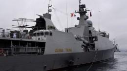 ВоВладивосток прибыли иностранные корабли для участия впараде наДень ВМФ