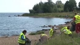 «ОтОнеги доЛадоги»: Экологический марафон проходит втрех регионах РФ