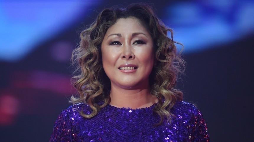 Аниту Цой увезли наскорой сфестиваля «Жара»