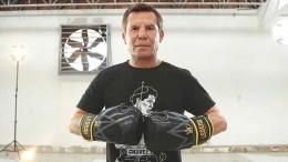 Легендарный боксер Чавес стал жертвой уличных грабителей