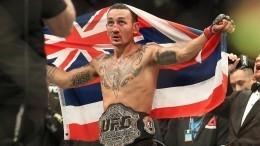 Холлоуэй защитил чемпионский титул натурнире UFC 240— видео