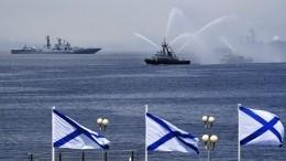 В2019 году всостав ВМФ России войдут 15 боевых кораблей икатеров— Путин