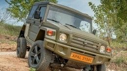 «АвтоВАЗ» назвал цену нового «русского Гелендвагена»— видео, фото