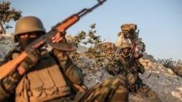 Минобороны РФ: боевики вСирии готовятся кнаступлению взоне деэскалации