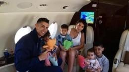 Фанаты уверены, что Роналду готовится стать отцом впятый раз— фото