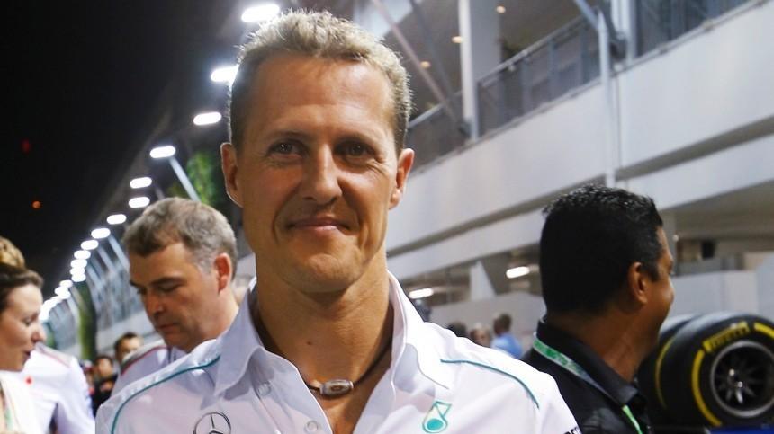Красный барон несдается: Бывший директор Шумахера рассказал осостоянии гонщика